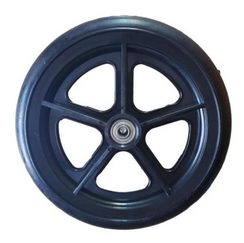 rueda de repuesto para silla de ruedas diámetro 200 mm