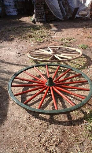 rueda de volanta