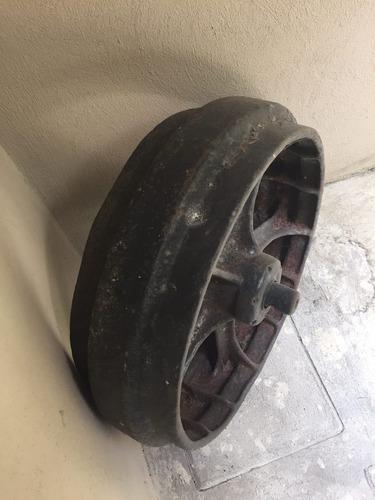 rueda del virilla antigua