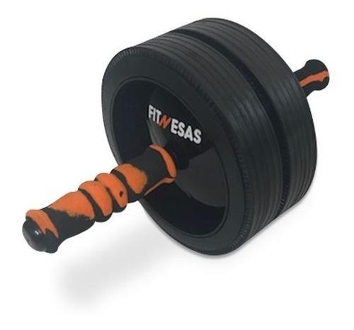 rueda doble para abdominales ab wheel somos fabricantes