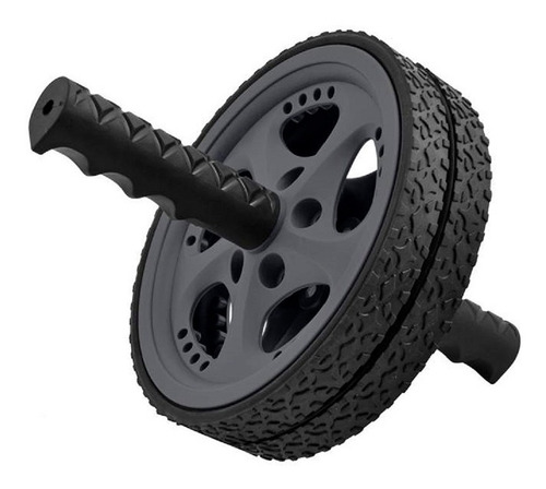 rueda doble para abdominales ranbak 730 c/envió gratis+cuota