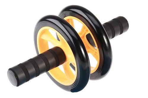 rueda ejercicio abdominales fitness