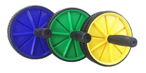 rueda ejercicios abdominales + mini mats colchoneta / lhua
