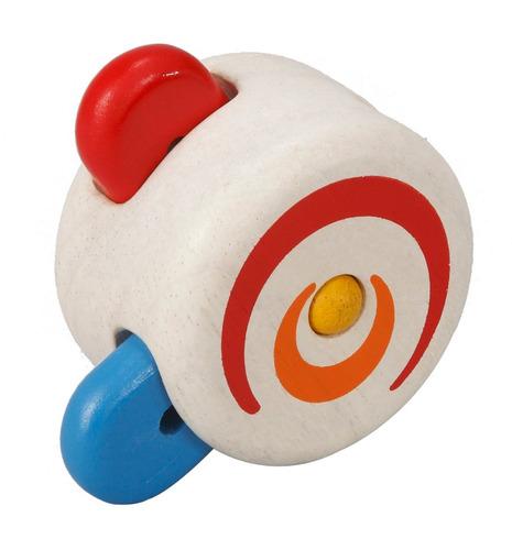 rueda entra y sale - plantoys - juguetes de madera