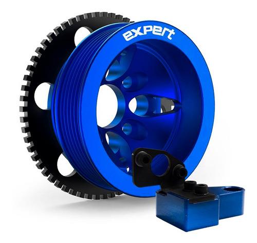 rueda fónica poly-v vw ap 16v azul expert