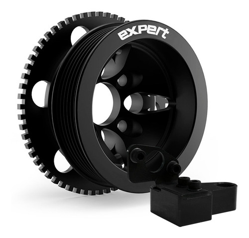 rueda fónica poly-v vw ap 8v negro expert