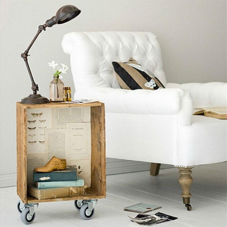 Rueda Giratoria Para Muebles Cajas Cajones Carros Pallets