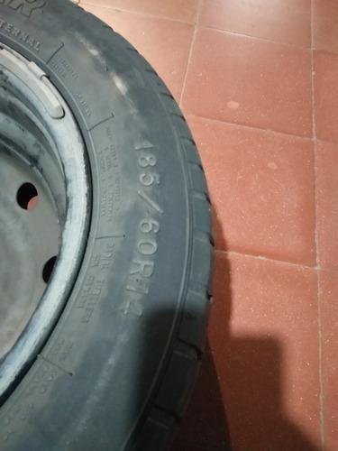 rueda goodyear completa 185/60/14