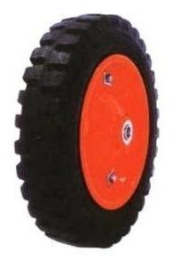 rueda maciza eje 16mm 13 x 3.25 pulgada código sr1305