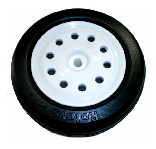 rueda original rotoys para autos andadores incluye taza