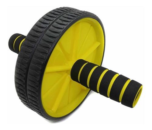 rueda para abdominales eco pvc