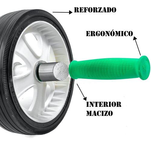 rueda para abdominales fitness