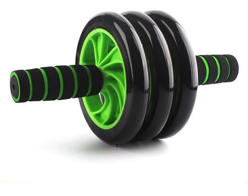 rueda para abdominales  importado + tapete
