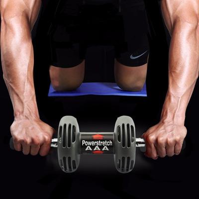rueda para abdominales roller power stretch quema grasa