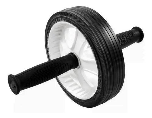 rueda para abdominales simple entrenamiento fitness pvc nuev