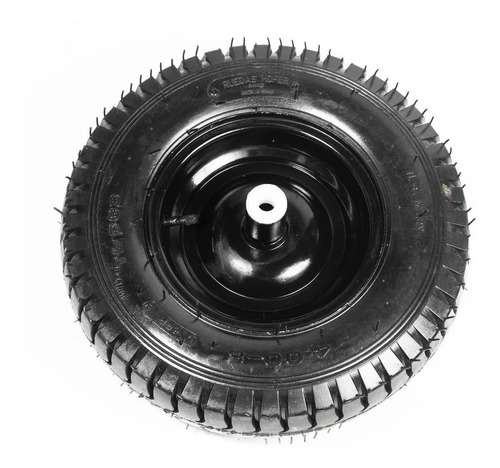 rueda para carretilla neumatica reforzada 400x1200mm hofer