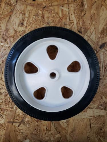 rueda para cortadora de cesped  diametro 160 mm