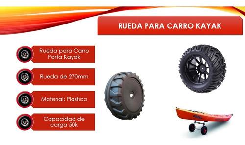 rueda para kayak