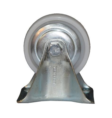rueda polipropileno fija 125mm 65kg nerubf125 nebraska
