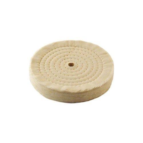 rueda pulido cosido espiral extra grueso , 6 (80 capa ) (2-