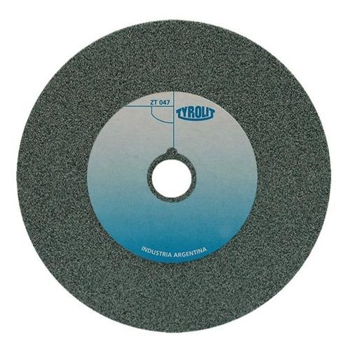 rueda recta widia tyrolit 200x19x19 grano 80