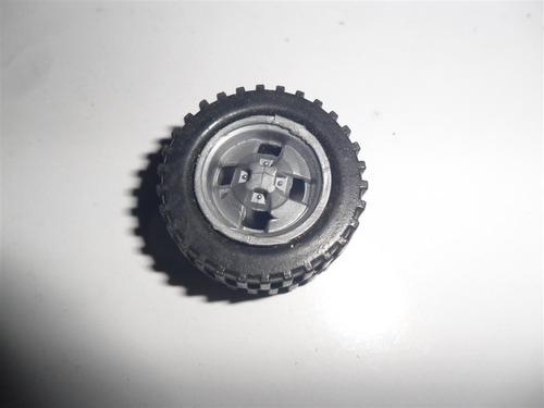 rueda ruedita goma accesorio respuesto rotor miniatura