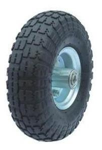 rueda solida chapa 10 x 3.5 pulgadas eje 16mm código fp1001
