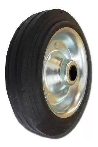rueda timonera regulable para trailer, rueda plástica - 100