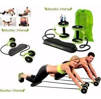 rueda tonifica ejercicio abdominal multifuncional revoflex