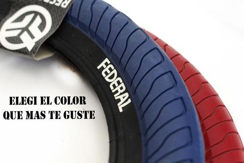 rueda trasera free tornasolada krow cubierta federal  bmx