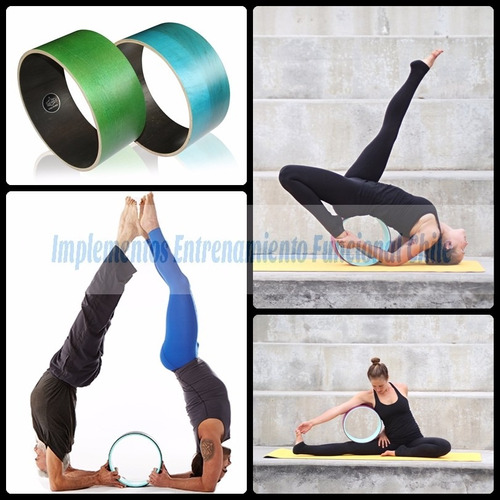 rueda yoga pilates