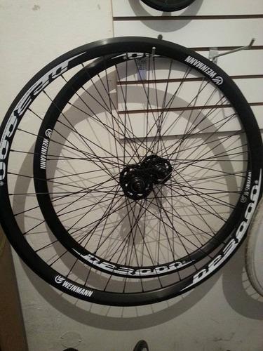 ruedas  bicicleta  fixie