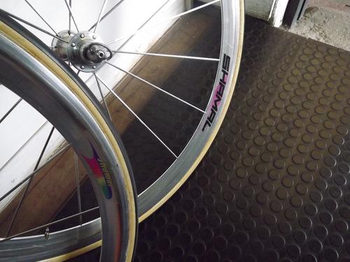 ruedas campagnolo shamal de8