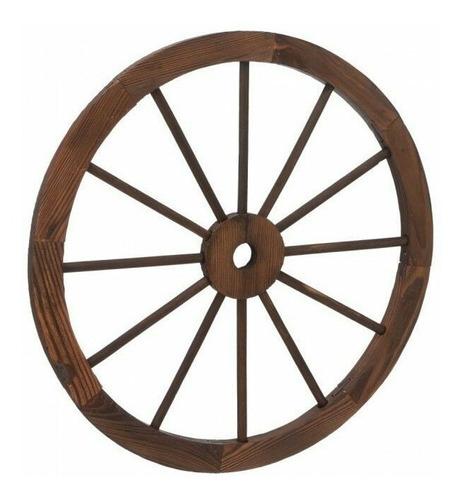 ruedas de carreta para pared 80 cm. diámetro