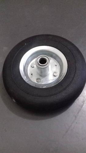ruedas de carruchas maciza