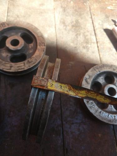 ruedas de hierros
