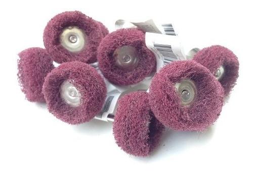 ruedas de pulido,10pc pulido 1 lana abrasive ruedas puli..