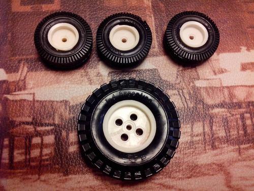 ruedas de repuestos varios modelos, para rasti, etc