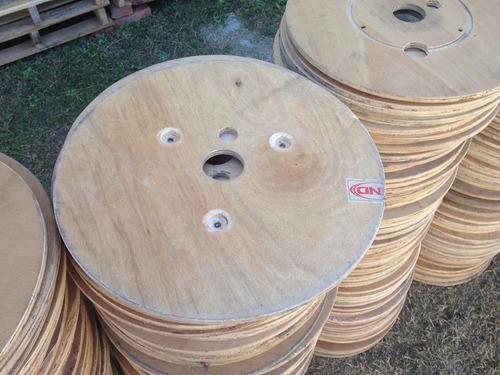 ruedas de triplay 43cm p/ pizza manualidades bases cupcakes