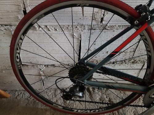 ruedas oval consep extra livianas rodamientos sellado