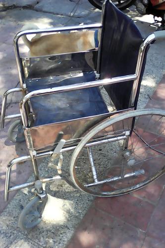 ruedas par silla