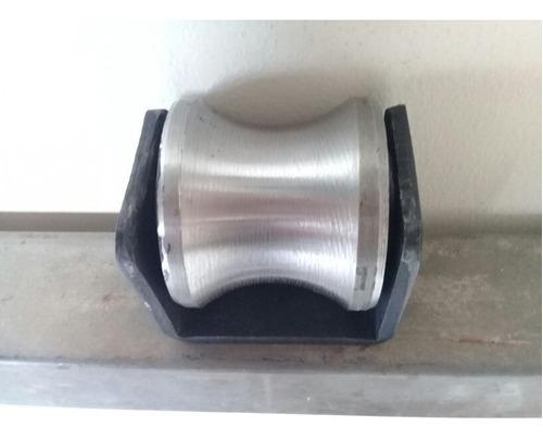 ruedas para porton 2 pulgadas para tubo redondo