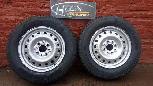 ruedas para trailers rod.13 nuevas