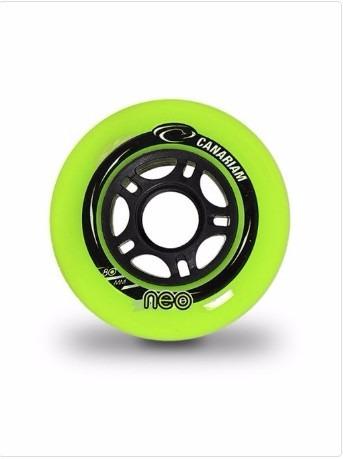ruedas patines en linea canariam neo 84mm