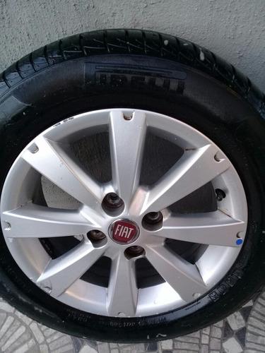 ruedas usadas 175 65 14 fiat palio