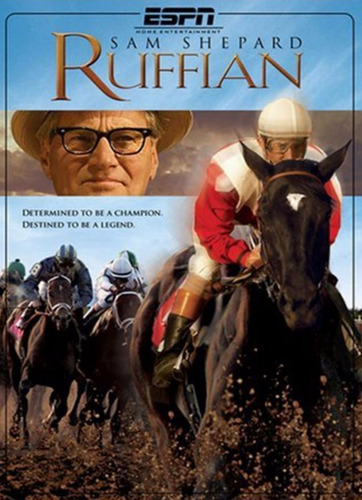 rufián ( ruffian) hipismo - turf dvd