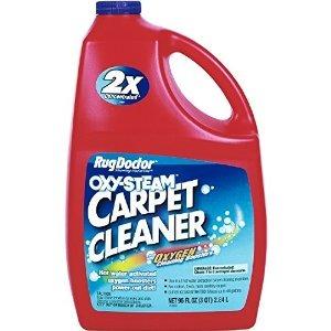 Rugdoctor oxy steam limpiador de alfombras con boosters - Limpiador de alfombras ...