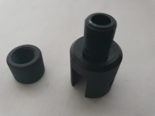 ruger 10/22 adaptador freno de boca muzzle brake .750 1/2x28