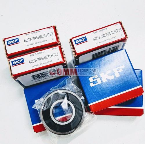 ruleman 6203 2rs skf unidad