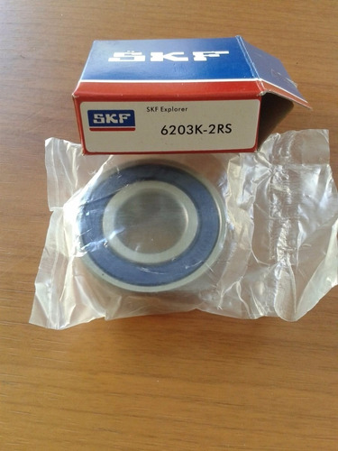 ruleman 6204 2rs skf nacional  -  ideal lavarropa  drean